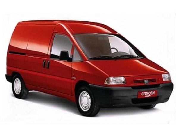Лобовое стекло на Fiat Scudo (1996-2006), Peugeot Expert (1995-2007), Citroen Evasion (1994-2002)