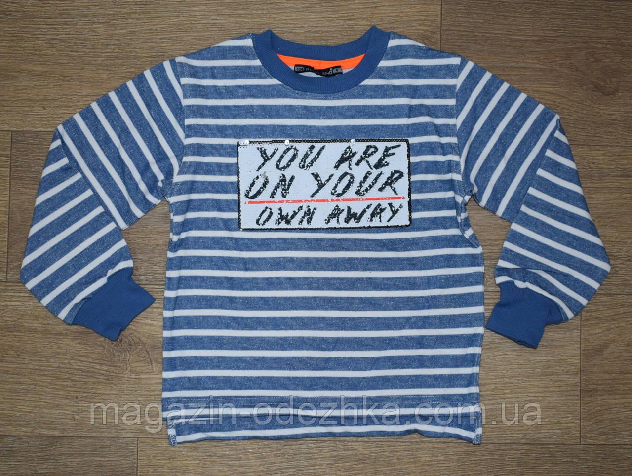 """Футболка для мальчика 86-92-98-104 рост """"Blueland """" Турция"""