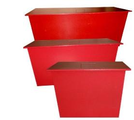 Ящик для песка стационарный 0,5 куба