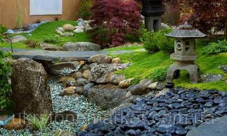 Сад в китайском стиле подольский камень