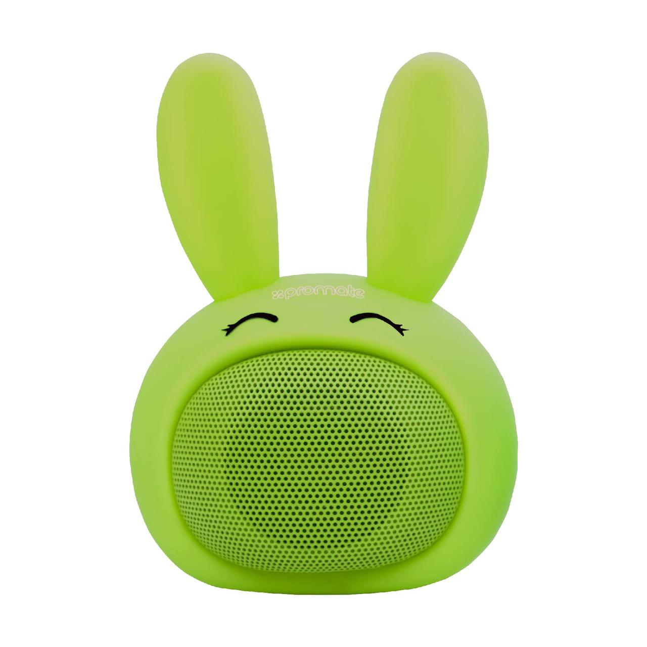 Bluetooth колонка Promate Bunny Зеленый