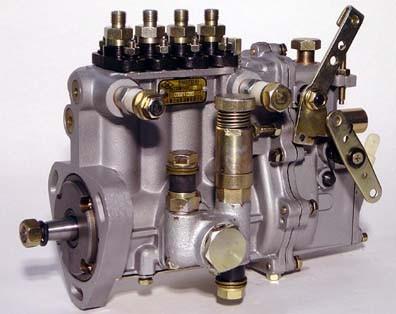 Ремонт рядных ТНВД с механическим и электронным управлением