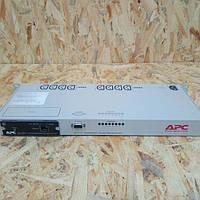 8-канальний перемикач живлення APC AP 9212 - Master Switch