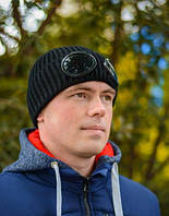Мужская зимняя шапка в стиле C.P. Company   Топ качество!, фото 1