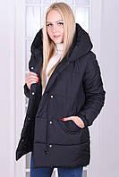 Куртка пуховик зима з капюшоном