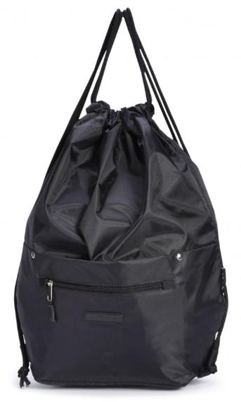 Рюкзак мешок спортивный Чёрный