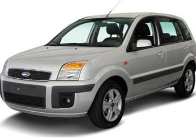 Лобовое стекло на Ford Fusion (Минивэн) (2002-2012)
