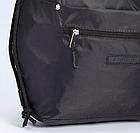 Рюкзак мешок спортивный Чёрный, фото 10