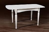 Стол раскладной Поло Микс мебель Белый