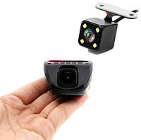 Видеорегистратор Wi-Fi 1080P универсальный на две камеры на Чипсете Novatek с камерой Sony. Модель EA-308-S