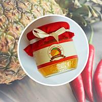 Конфитюр ананасовый с чили Сладкая помощь Вкусная помощь Sweet help
