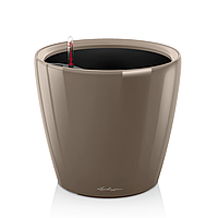 Кашпо Classico Premium LS 35 серо-коричневый  Lechuza