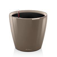 Кашпо Classico Premium LS 28 серо-коричневый  Lechuza