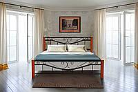 Кровать двуспальная 1600х2000 Милениум вуд