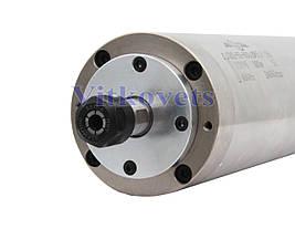 Шпиндель для ЧПУ GDZ-65-800A 65X195, 0.8 kw ER11-A 65мм водяное охлаждение, фото 3