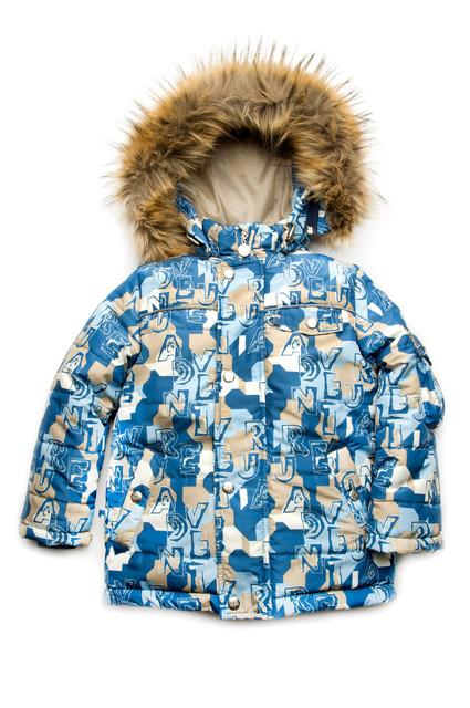 Куртки и жилеты для мальчиков