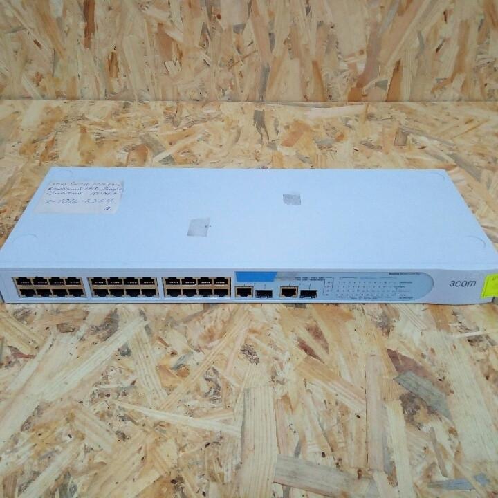 Мережевий комутатор 3Com Baseline Switch 2226 Plus 28 ports