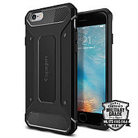 Чехол Spigen для iPhone 6s / 6 Rugged Armor, фото 1
