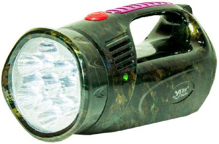Светодиодный фонарь Yajia YJ-2809, фото 2