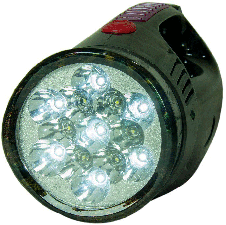Светодиодный фонарь Yajia YJ-2809, фото 3
