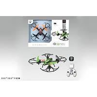 Квадрокоптер на радіоуправління Повітряний акробат DH861-X10DW, Wi-Fi FPV, дрон