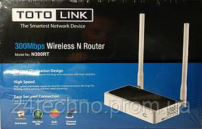 Wi-Fi роутер TotoLink N300RT, фото 2