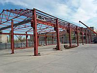 Будівництво ангару
