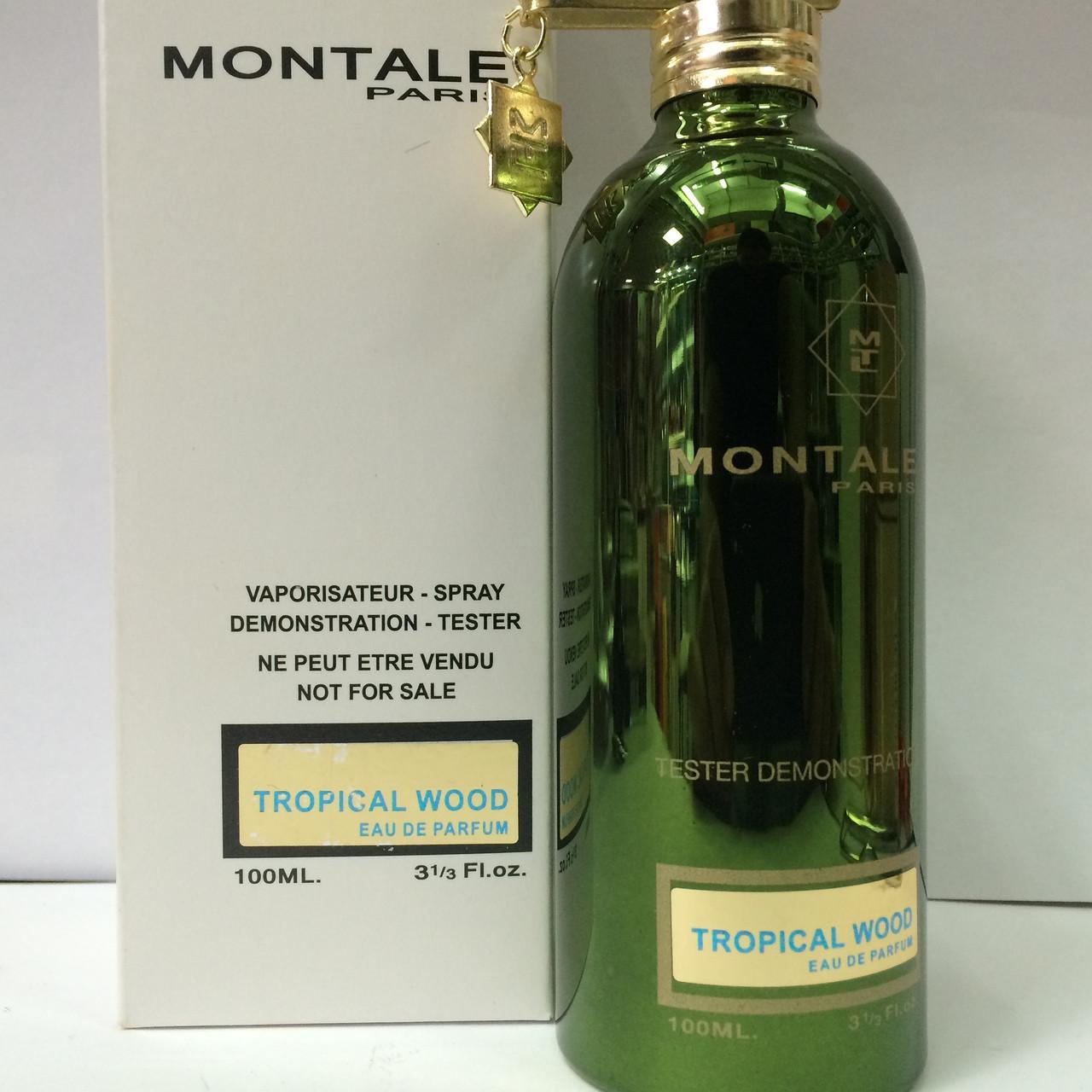 Тестер Montale Tropical Wood 100мл ( Монталь Тропикал Вуд)
