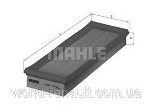 Воздушный фильтр на Рено Кангу 1.9 dci/ MAHLE LX 704/1