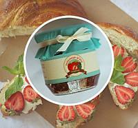 Конфитюр клубничный с мятой Сладкая помощь Вкусная помощь Sweet help