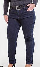 Джинсы 87142 синий Турция с 52 по 62 размер баталл (мш)