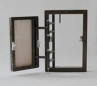 Люки-невидимки ревизионные под плитку распашные на присосках (стандартные)