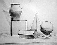 Курсы по обучению академическому рисунку
