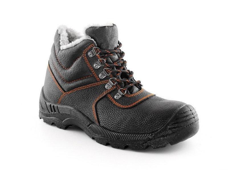 Ботинки утепленные рабочие Apatit Winter с металлическим подноском