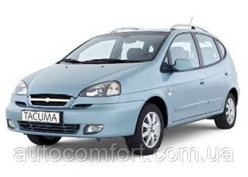 Лобовое стекло на Chevrolet Tacuma/Rezzo (Минивэн) (2000-2008) , фото 2