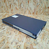 Мережевий комутатор  3Com Super Stack 4 Switch 5500-El ( 3CR17161-91 ) 28 port, фото 4