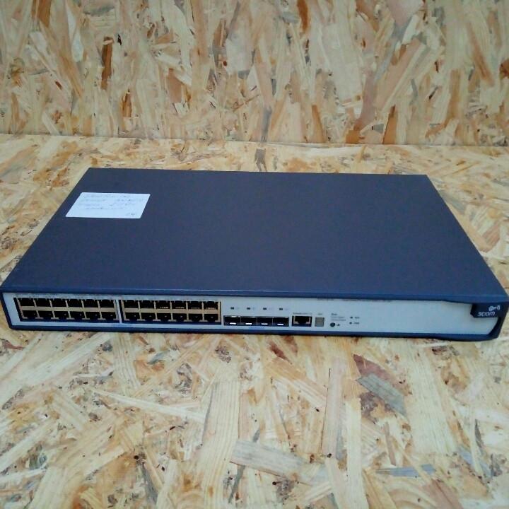Мережевий комутатор  3Com Super Stack 4 Switch 5500-El ( 3CR17161-91 ) 28 port