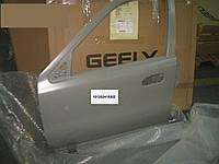 Дверь передняя левая (без молдинга) Джили СК-2 / Geely CK-2 101202415302