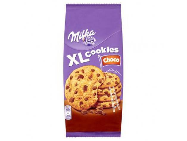 Печенье  Milka XL Cookie Choco 184 g, фото 2