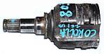 ШРУС привода для Toyota Corolla 2002-2007