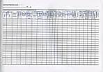 Книга начисления ЗП, А4, 100 листов, фото 3