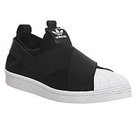 Кроссовки мужские Adidas Superstar Slip-on black