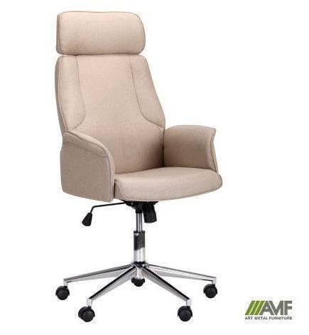 Кресло компьютерное Медисон ( Madison ) Песочный (с доставкой), фото 2