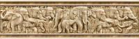 Керамическая плитка бордюр Safari
