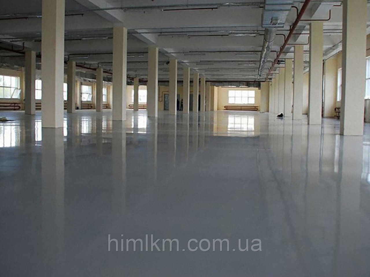 Полимакс911 захисне покриття з бетону, паркінгів, стін, металу, скла, дерева, асфальту, дахів, кераміки