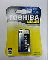 Батарейка Toshiba 9V