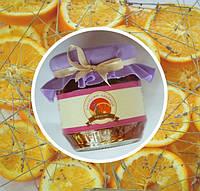 Мармелад апельсиновый с лавандой Сладкая помощь Вкусная помощь Sweet help