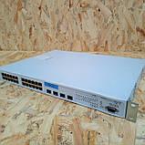 Мережевий комутатор  3Com Switch 3824 ( 3C17400 ) 24 + 4 port, фото 4