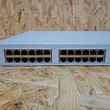 Мережевий комутатор  3Com Switch 3824 ( 3C17400 ) 24 + 4 port, фото 3