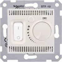 Терморегулятор Schneider Electric Sedna слоновая кость SDN6000123